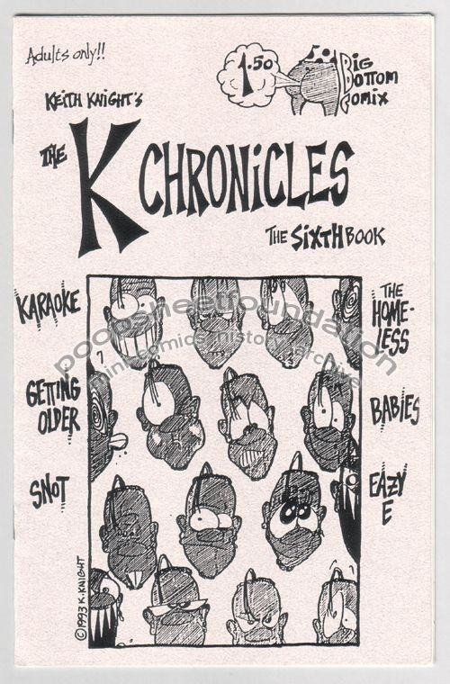 K Chronicles, The #6