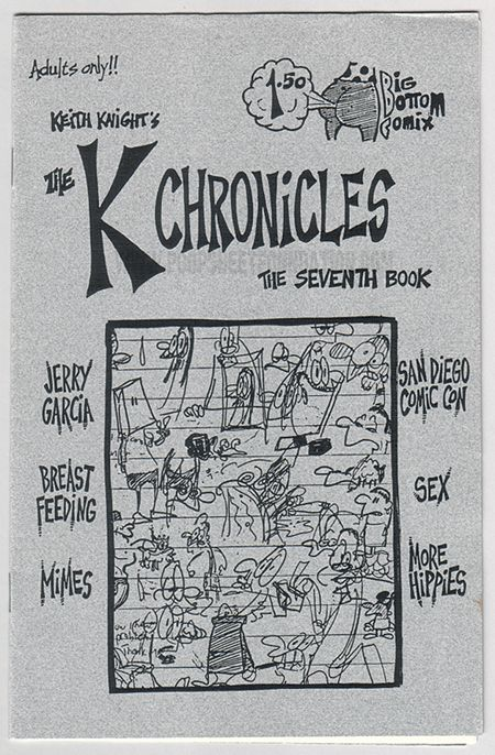 K Chronicles, The #7