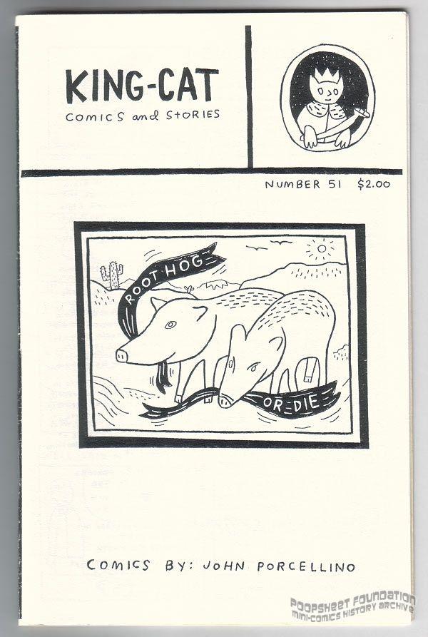 King-Cat Comics and Stories #51