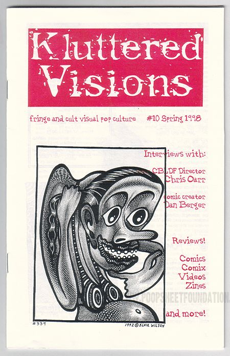 Kluttered Visions #10