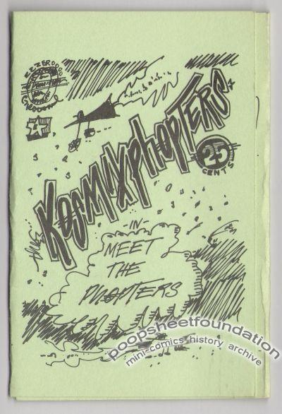 Kosmixphopters #1
