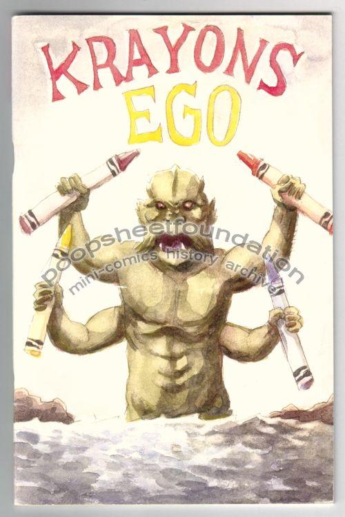 Krayons Ego