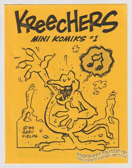 Kreechers #1