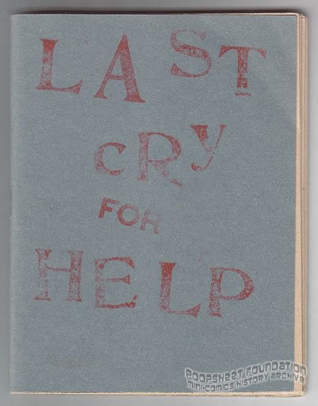 Last Cry for Help #1