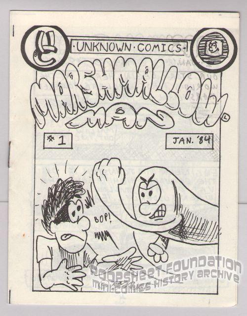 Marshmallow Man #1