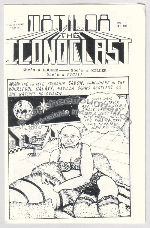 Matilda the Iconoclast #1