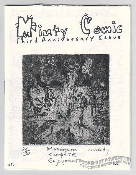 Minty Comic #13