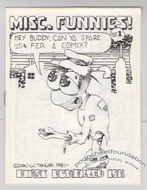 Misc. Funnies #1