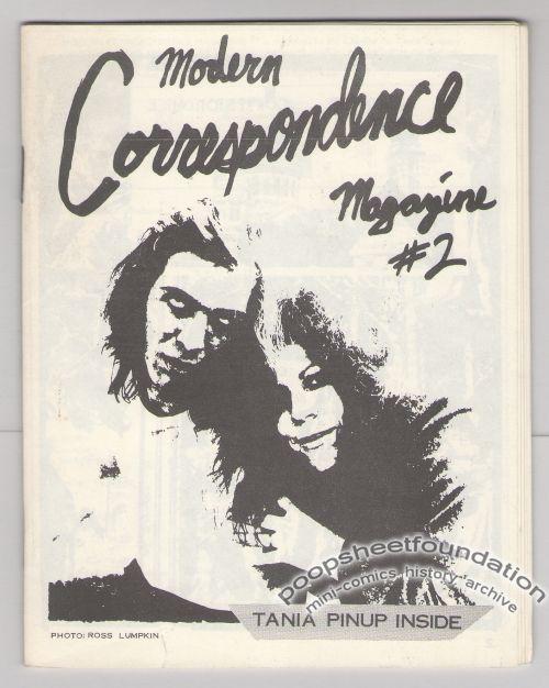 Modern Correspondence Magazine #2