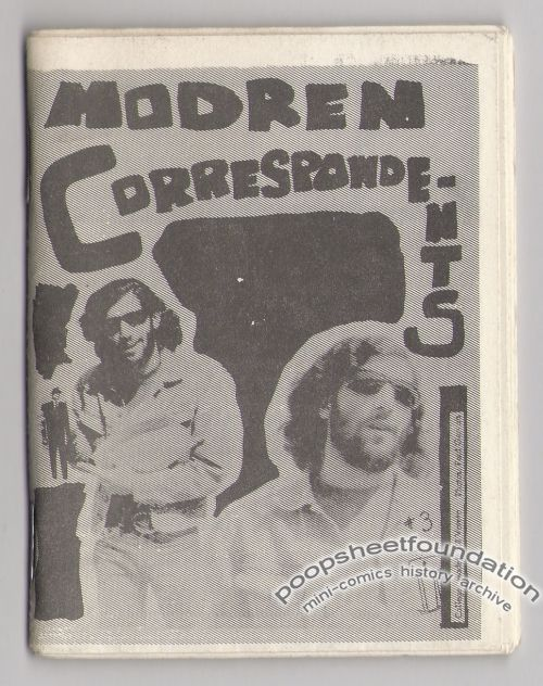 Modern Correspondence Magazine #3