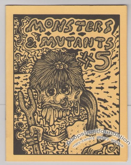 Monsters and Mutants #05