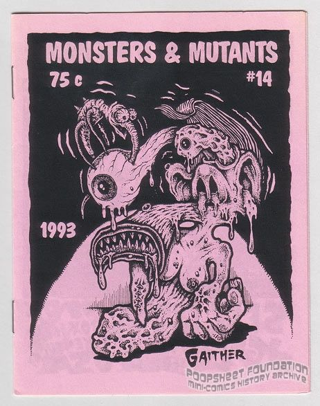 Monsters and Mutants #14