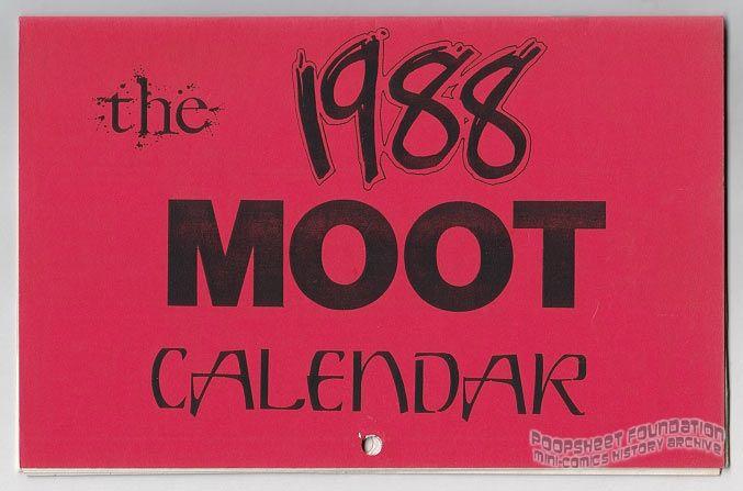 1988 Moot Calendar, The