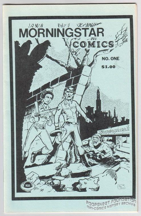 Morningstar Comics #1