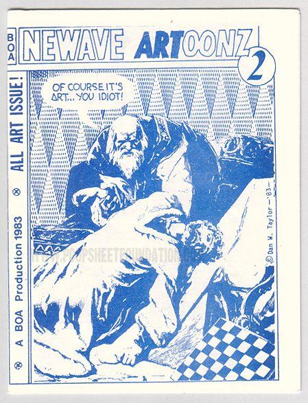 Newave Artoonz #2