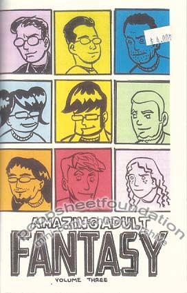 Amazing Adult Fantasy Vol. 3