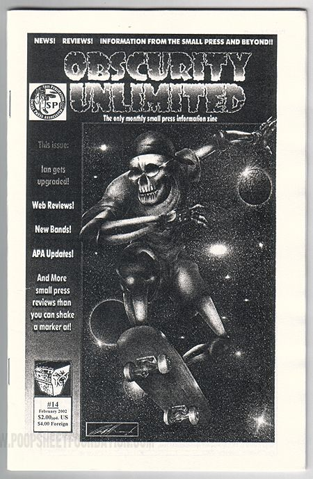 Obscurity Unlimited #14