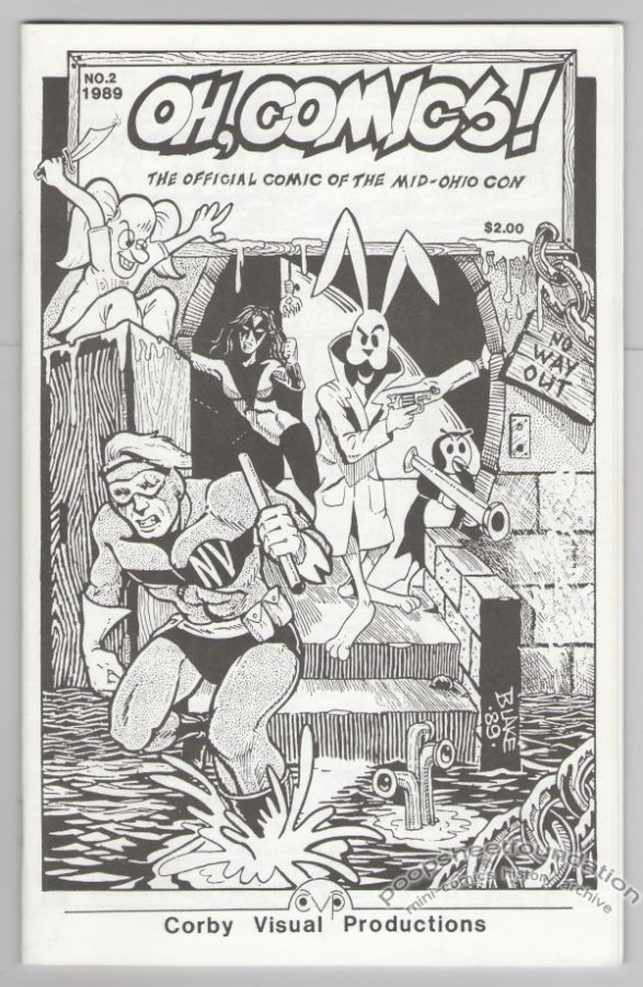 Oh, Comics! #02
