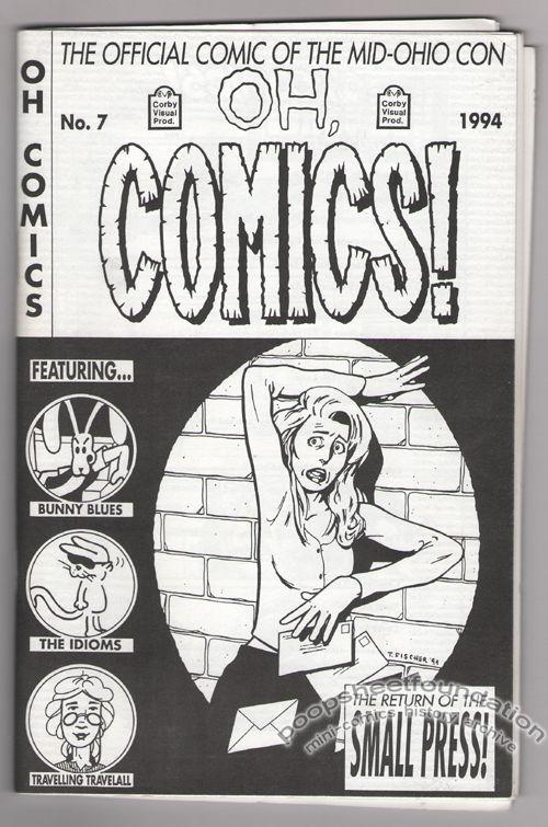 Oh, Comics! #07