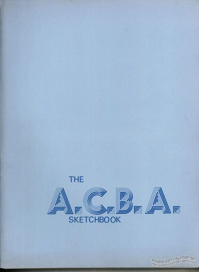 A.C.B.A. Sketchbook, The 1973