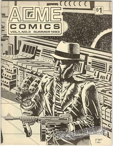 Acme Comics #3