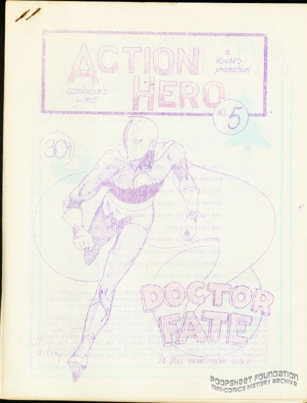 Action Hero #5