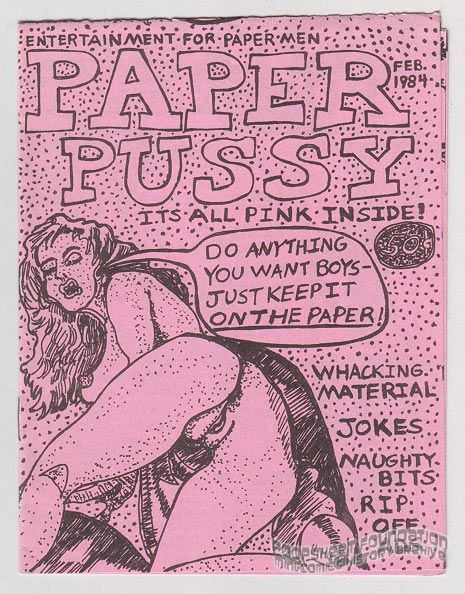 Paper Pussy
