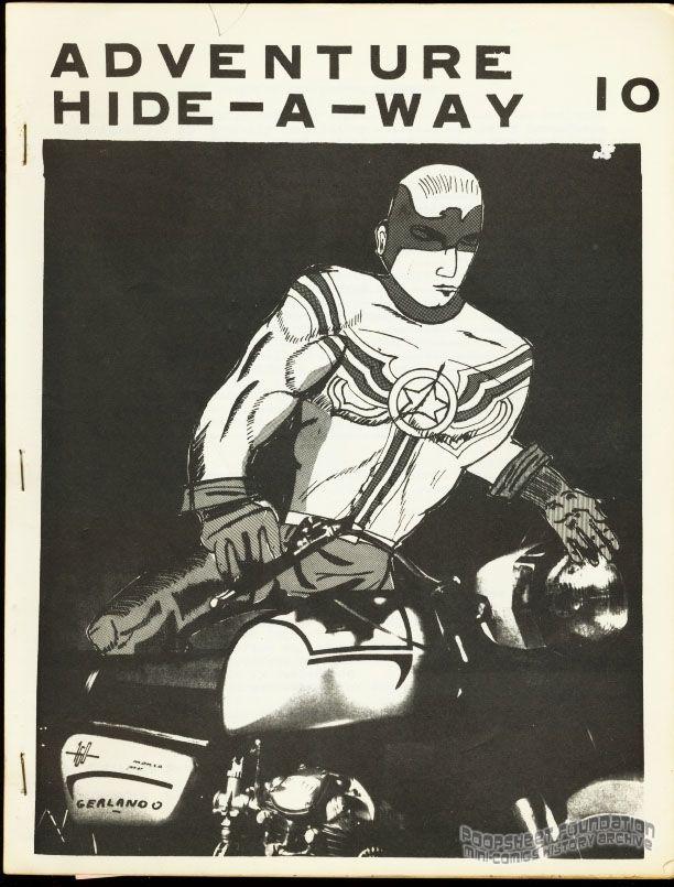 Adventure Hide-a-way #10