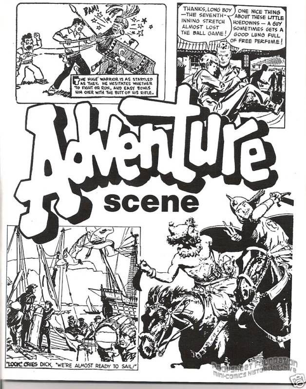 Adventure Scene #1