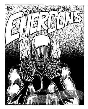 Adventures of the Energons, The #2