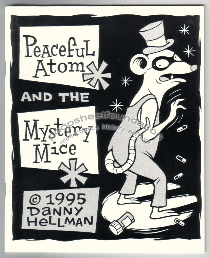 Peaceful Atom and the Mystery Mice
