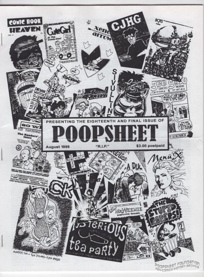 Poopsheet #18