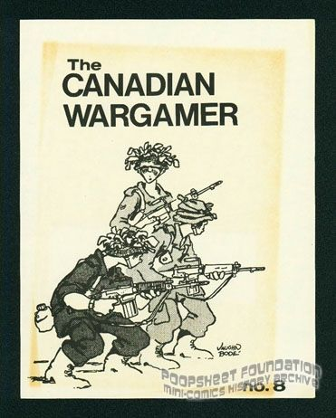 Canadian Wargamer, The #8