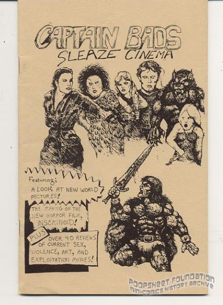 Captain Bads Sleaze Cinema #1