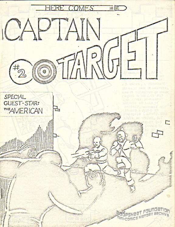 Captain Target #2