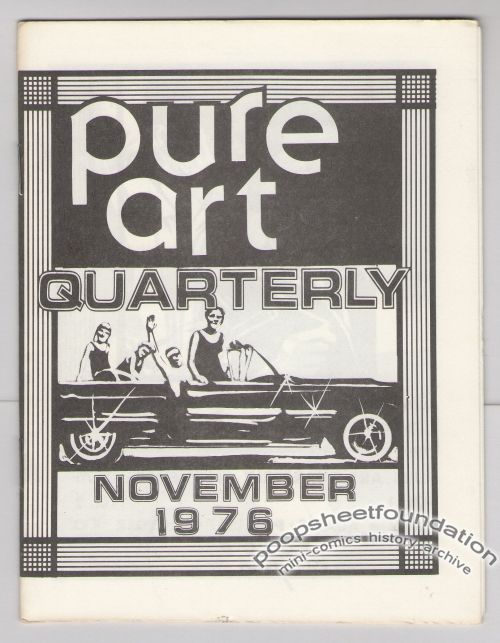 Pure Art Quarterly #02