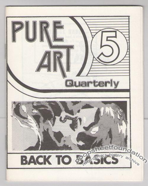 Pure Art Quarterly #05