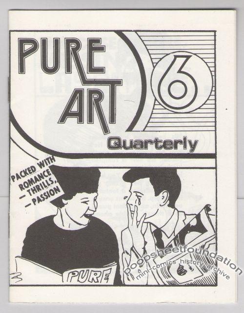 Pure Art Quarterly #06