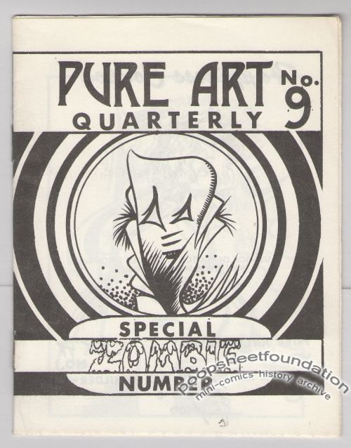 Pure Art Quarterly #09
