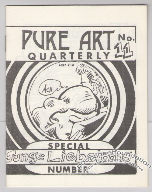 Pure Art Quarterly #11