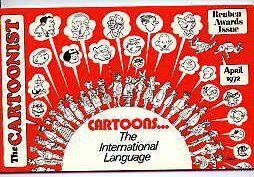 Cartoonist 1972 Annual, The