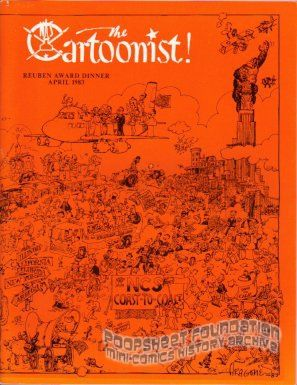 Cartoonist 1983 Annual, The