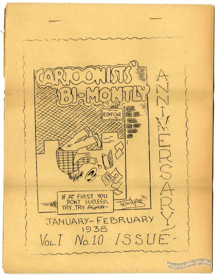 Cartoonists' Bi-Monthly #10