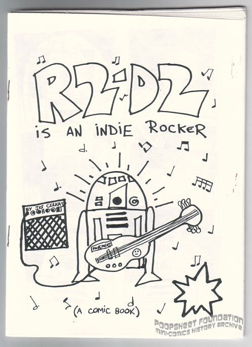 R2-D2 Is an Indie Rocker #3