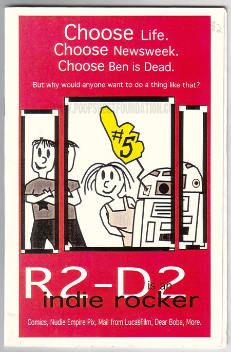 R2-D2 Is an Indie Rocker #5