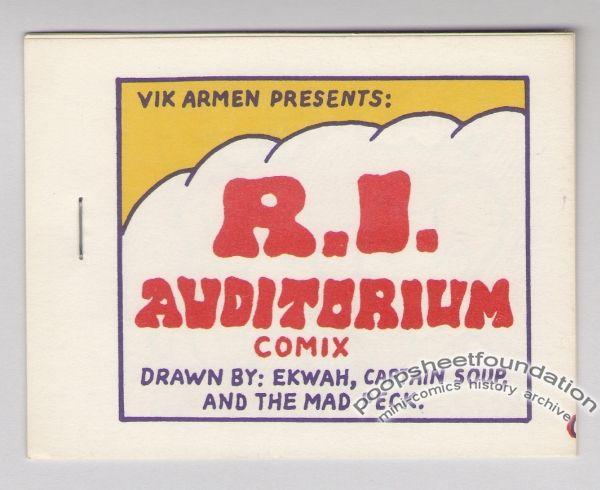 R.I. Auditorium Comix