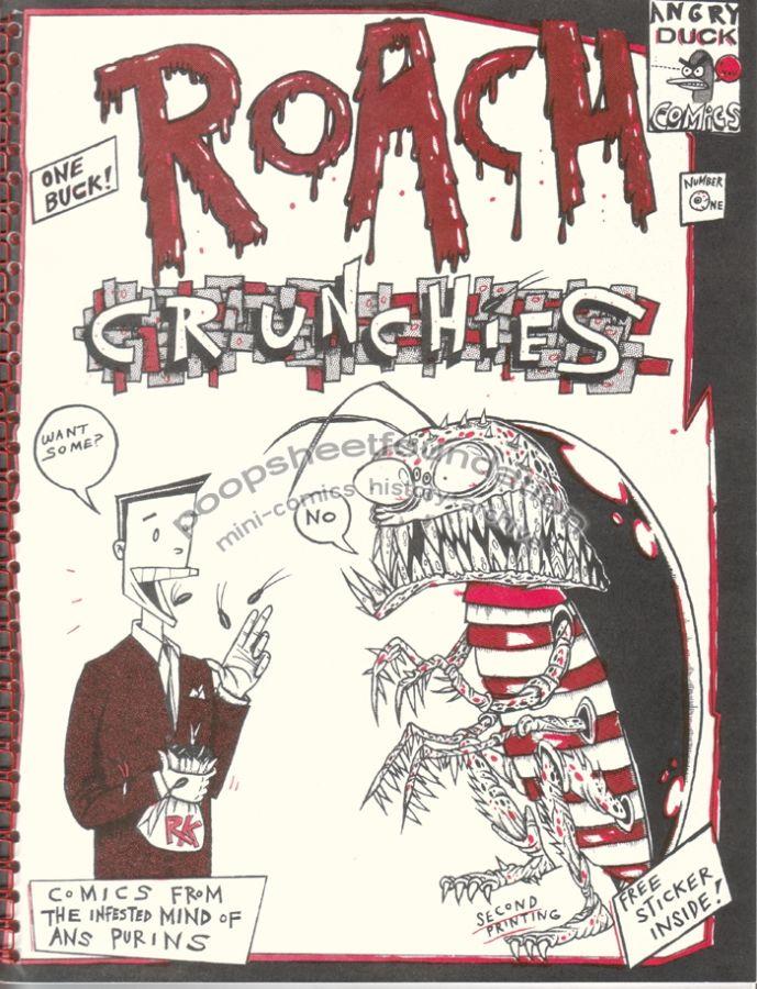 Roach Crunchies #1