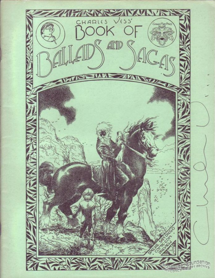 Book of Ballads and Sagas preview