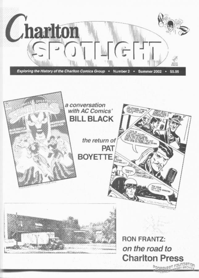 Charlton Spotlight #2