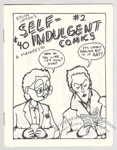 Self-Indulgent Comics #02